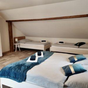 Apartmán Rosenberg I. | ložnice