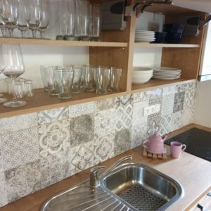 Apartmán Rosenberg I. | kuchyňský kout